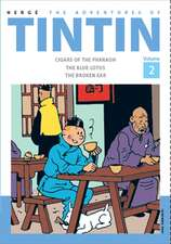 The Adventures of TinTin Vol 2 Compact Edition