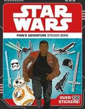 Star Wars: Finn's Adventure Sticker Book
