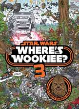 Star Wars: Where is the Wookiee 3