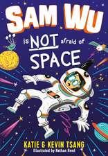 Sam Wu is Not Afraid of Space