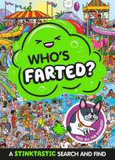 Who's Farted? A Stinktastic Search and Find