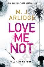Love Me Not: DI Helen Grace 7