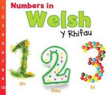 Numbers in Welsh