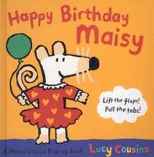 Cousins, L: Happy Birthday, Maisy