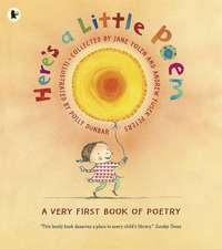 Dunbar, P: Here's a Little Poem