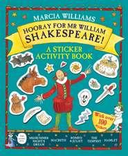 Hooray for Mr William Shakespeare!
