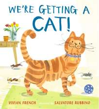 French, V: We're Getting a Cat!