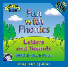 Learn at Home:Fun with Phonics: Letters and Sounds Pack