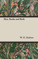 Men, Books and Birds
