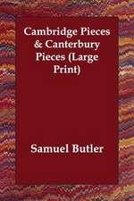 Cambridge Pieces & Canterbury Pieces