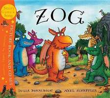 Zog. Book and CD