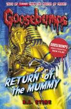 Return of the Mummy
