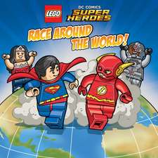 LEGO DC SUPER HEROES Race Around the World