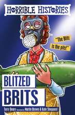 Blitzed Brits