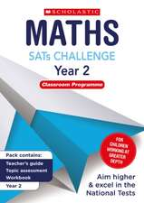 Maths Challenge Classroom Programme Pack (Year 2)