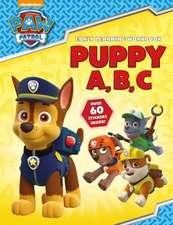 PAW Patrol: Puppy A, B, C