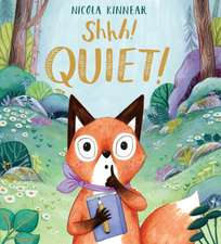 Shhh, Quiet! PB