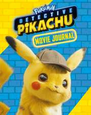 Detective Pikachu Movie Journal