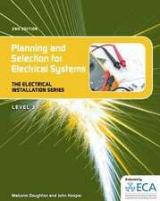 Planning & Selection for Electrical Systems.:  Concise Version