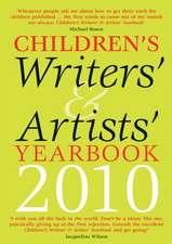 Children's Writers' and Artists' Yearbook 2010
