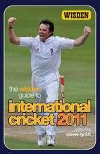 The Wisden Guide to International Cricket 2011
