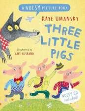 3 LITTLE PIGS  W/CD