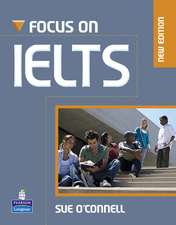 Focus on IELTS New Edition Coursebook (with iTest CD-ROM)