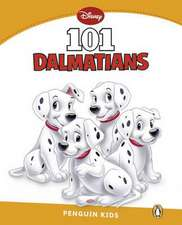Level 3: Disney 101 Dalmations