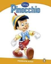 Level 3: Disney Pinocchio