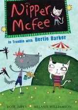 In Trouble with Bertie Barker