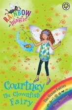 Rainbow Magic: Courtney the Clownfish Fairy