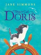 Ship's Cat Doris