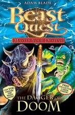 Beast Quest: Master Your Destiny: The Dagger of Doom