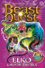 Beast Quest: Elko Lord of the Sea
