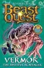 Beast Quest: Vermok the Spiteful Scavenger