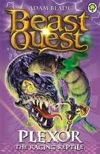 Beast Quest: Plexor the Raging Reptile