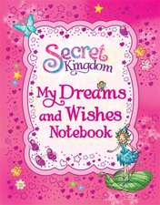 My Dreams and Wishes Notebook