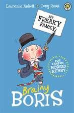 My Freaky Family: Brainy Boris