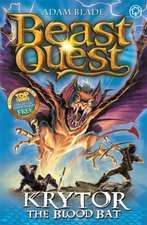 Beast Quest:  Krytor the Blood Bat