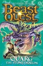 Quarg the Stone Dragon