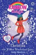 Christina the Winter Wonderland Fairy
