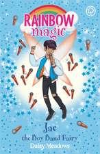 Rainbow Magic: Jae the Boy Band Fairy
