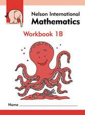 Nelson International Mathematics Workbook 1B