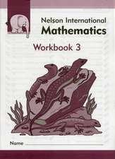 Nelson International Mathematics Workbook 3