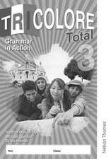 Tricolore Total 3 Grammar in Action Workbook (8 pack)