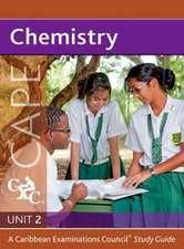 Chemistry for CAPE Unit 2 CXC A CXC Study Guide