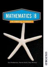 Essential Mathematics for Cambridge Lower Secondary Stage 8