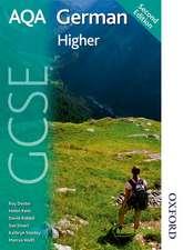 AQA GCSE German Higher Student Book