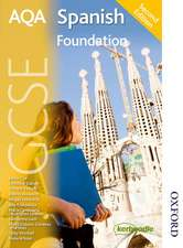 AQA GCSE Spanish Foundation Student Book