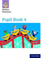 Nelson Grammar Pupil Book 4 Year 4/P5